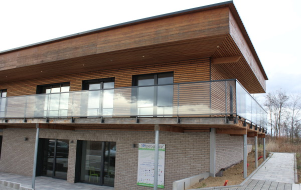 L'Observatoire  maison positive proche de Strasbourg