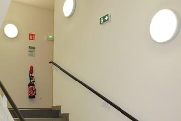 Remplacement de luminaire à Strasbourg