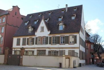 Rénovation Appartements pour La Fondation St Thomas à Strasbourg