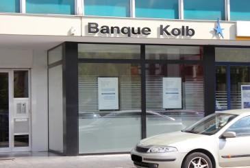 Banque Kolb à Illkirch-Graffenstaden