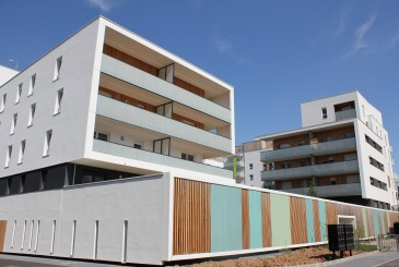 NaturéO pour Bouygues Immobilier à Lingolsheim